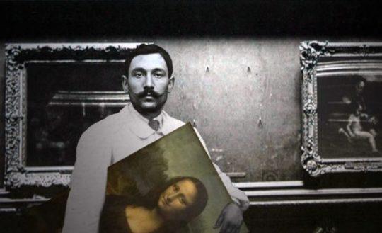 Η ταυτότητα της ημέρας, Mona Lisa, Μόνα Λίζα, Vincenzo Peruggia, ΤΟ BLOG ΤΟΥ ΝΙΚΟΥ ΜΟΥΡΑΤΙΔΗ, nikosonline.gr