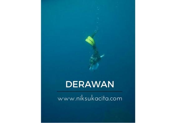 Bawah lautnya Derawan - Indonesia