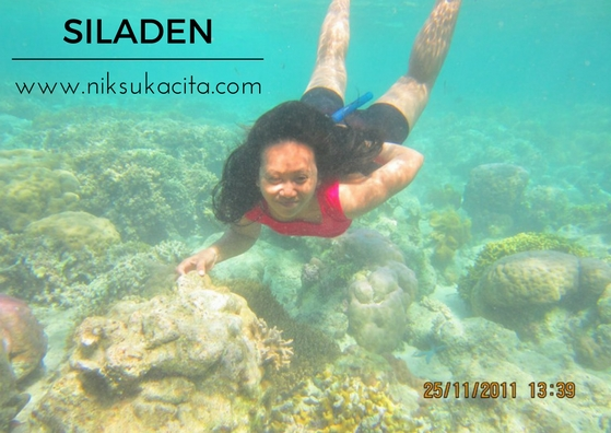 bawah laut Siladen - Indonesia