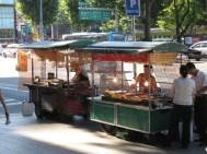 Verhungern muss in Seoul wirklich niemand
