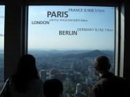 Berlin über 8.000 km entfernt...