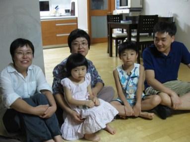 Daeseon, Daejong, Songmin, Jimin und Chung