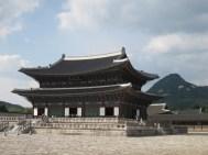 Geunjeongjeon, der Thronsaal
