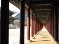 neben dem Geunjeongjeon