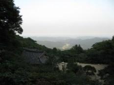 Ausblick von der Seokguram-Höhle