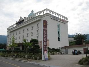das Hotel der vielen Namen