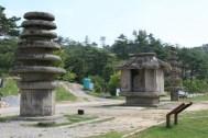 Unjusa: Noch 'ne Pagode und Seokjo bulgam (Buddha-Schrein)
