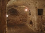 "St. Paul's Catacombs: Haupthalle (""Basilika"")"