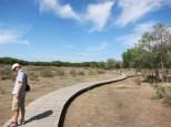 Parque National Entorno de Doñana - weite Wege...