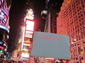 Dreckstückchen @ Times Square