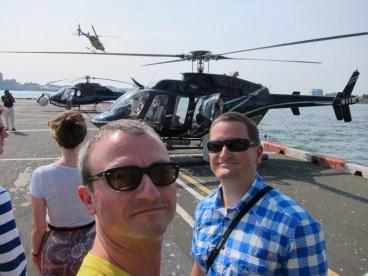 Wir und unser Bell 407GXs
