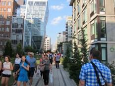 auf der High Line