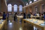 der Apple Store im Grand Central