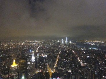 Blick vom Empire State Building