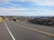 Ausblick vom Highway 12