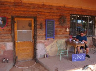 Peace Tree Juice Cafe in Monticelle, UT