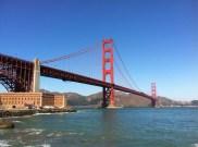 Wer kennt sie nicht, die Golden Gate Bridge...