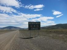 In Chile sehen die Wolken aus wie Argentinien
