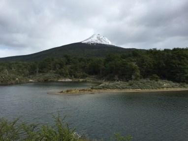 Laguna Verde, Parque Nacional Tierra del Fuego