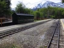Der südlichste Bahnhof der Welt Parque Nacional Tierra del Fuego