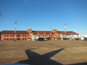 Flughafen Iguazú