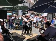 Flohmarkt San Telmo - ein Tänzchen in Ehren...