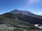Mount St. Helens vom Windy Ridge