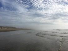 ... und noch mehr Strand nach links