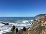 Kalifornische Pazifikküste