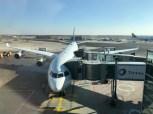 Mit dem A340-300 geht es weiter nach Bogotá