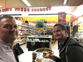 Der Supermercado um's Eck