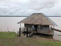 der Anleger der Reserva Marasha