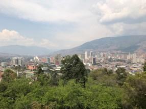 Blick vom Cerro Nutibara