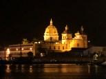 Cartagena bei Nacht - Iglesia de San Pedro Clavier