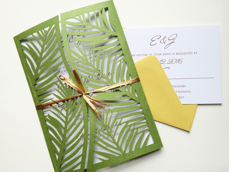 Muslim Wedding Invitation Cards