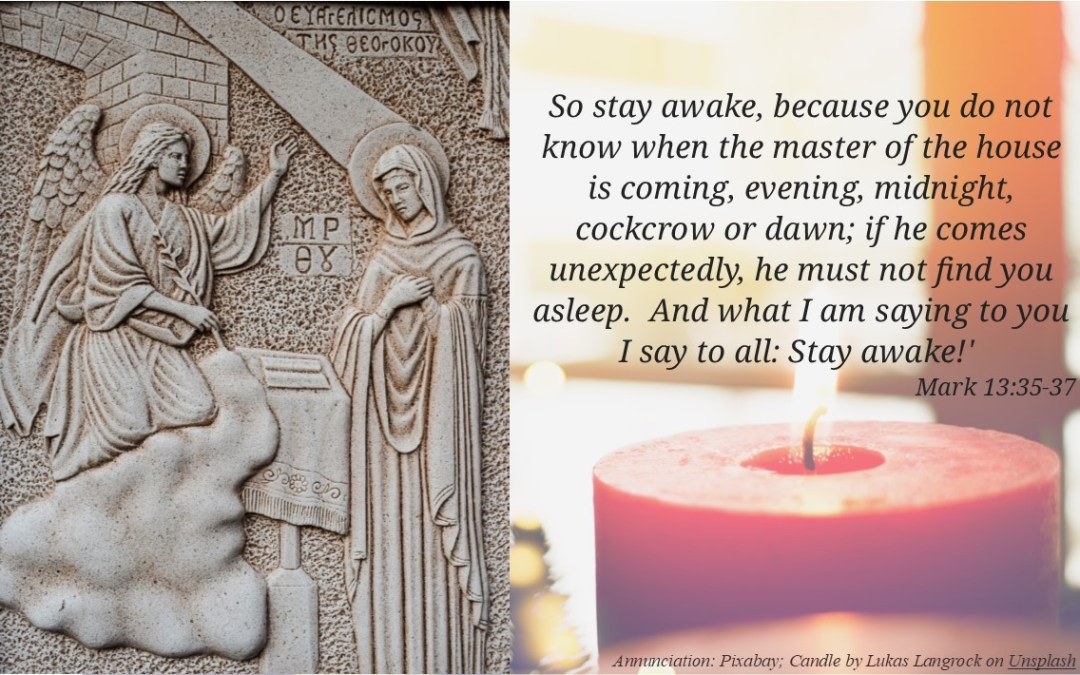 Advent Day of Prayer – 28 November