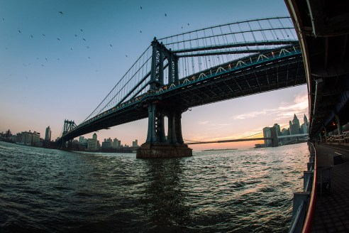 Manhattan Bridge - NYC, NY