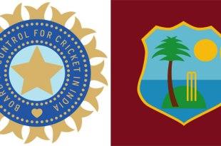 India West Indies Cricket Series 2016