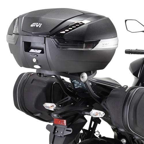 Soporte Maleta Trasera Givi Kappa Moto Kawasaki Z800 13 15