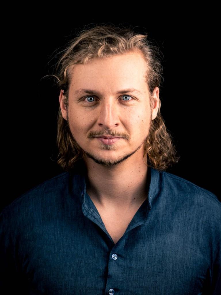 Nils Heininger Portrait