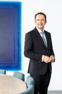 Hans Van Bylen ( CEO ) / Henkel AG / Düsseldorf 2019 / Fotograf: Nils Hendrik Mueller