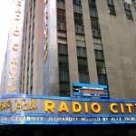 Le Radio City Music Hall de Manhattan