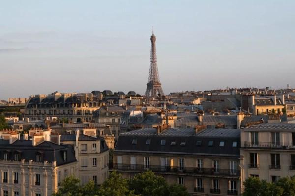 La Tour Eiffel, Paris, 25 juin 2019