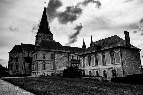 L'abbaye de Saint Martin de Boscherville