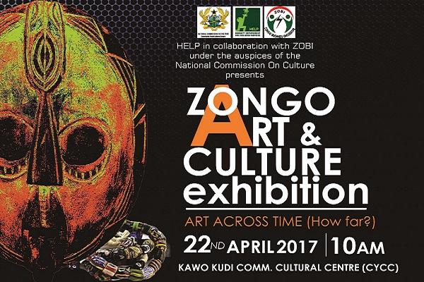 ZONGO ARTS AND CULTURE EXHIBITION