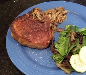 Uncle Rich's Pork Chop