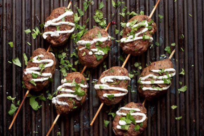 Niman Ranch Kofta Lamb Kebabs