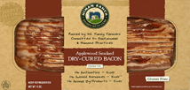 Dry-Cured Applewood Smoked Bacon