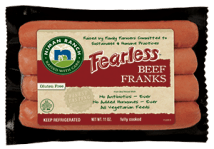 Beef Fearless Franks