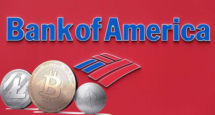 Bank Of America Patents Cryptocurrency Storage Method